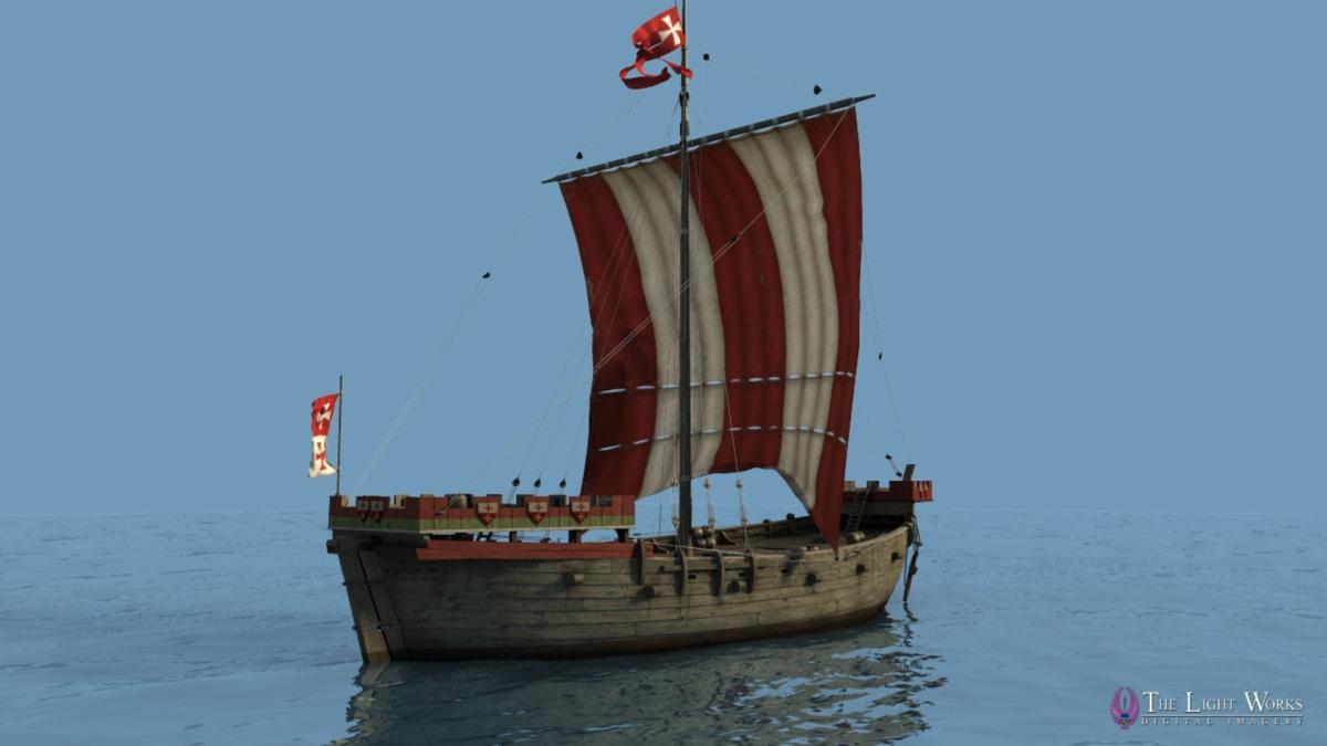 Hanzas kuģu karogi