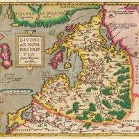 Pirmā Livonijas karte