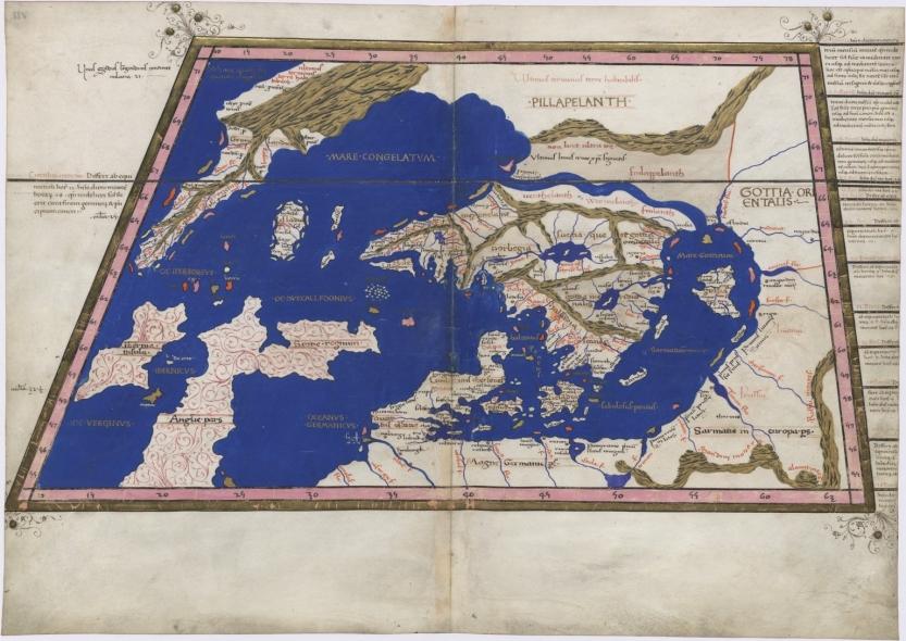 Ptolemy_Cosmographia_1467_-_Greenland_+_Scandinavia