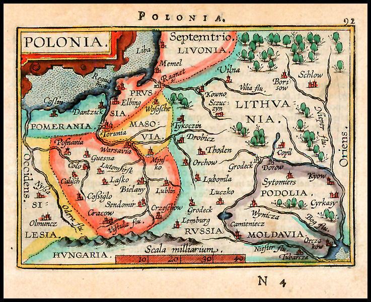 1601_Ortelius-Vrients_Polonia