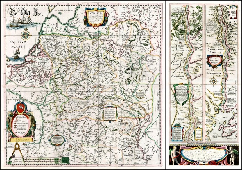 1613_Gerritsz_Lithuania2_raremaps