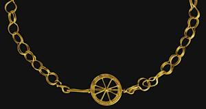 Romiešu zelta ķēde - Catena - Chaîne franču otrās palatalizācijas rezultāts