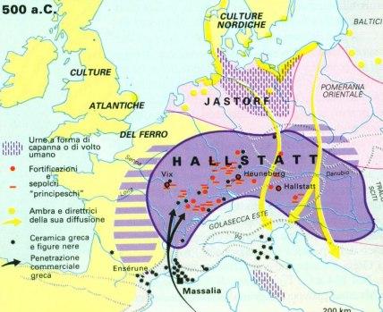 HALLSTATT_CULTURE_map